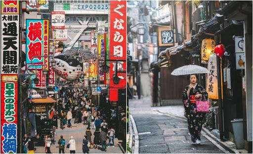 Современная уличная фотография.